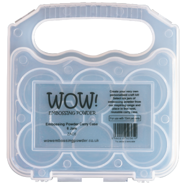WOW! Storage Case Small (for 15ml jars only)